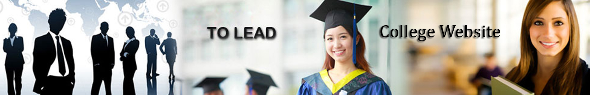 college website banner