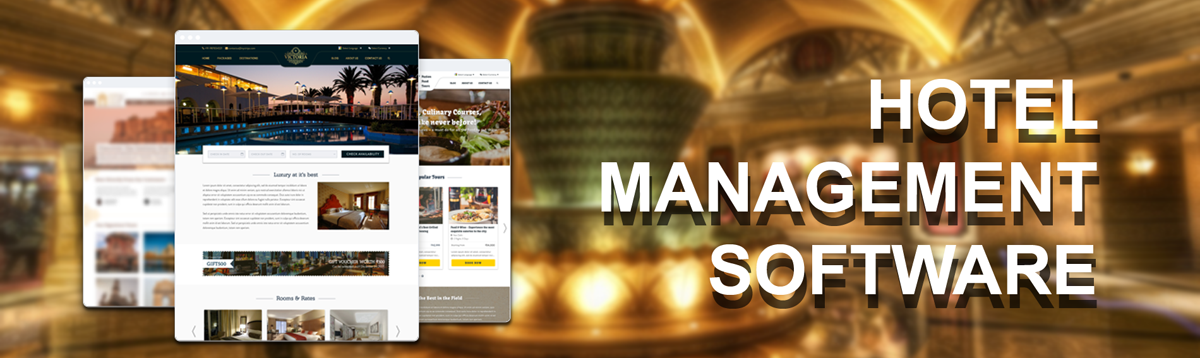 Hotel management software, hotel software features, hotel